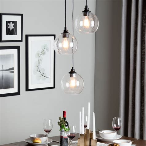 pendant lighting dining room table best 25 modern dining room lighting ideas on