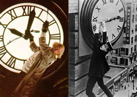 For Buster Keaton's birthday, a few of the amazing things ... In Time Movie Clock