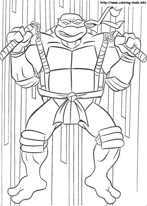 Www Coloring Book Info Coloring Pages mutant turtles coloring picture