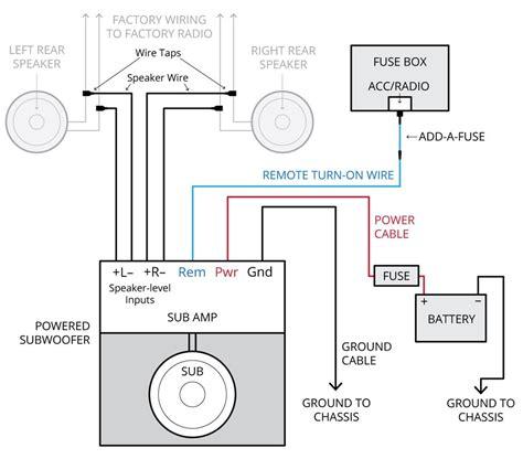 speaker schematic diagram choice image diagram design ideas