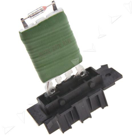 car blower motor resistor car heater module blower motor resistor for fiat grande punto oem 55702407 ebay
