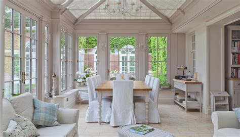 Conservatory As Dining Room by Using Your Conservatory