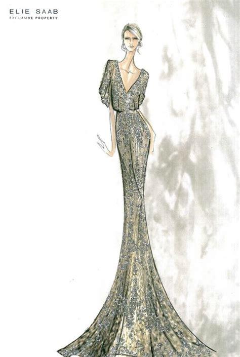 fashion illustration elie saab fashion couture elie saab sketches fashion