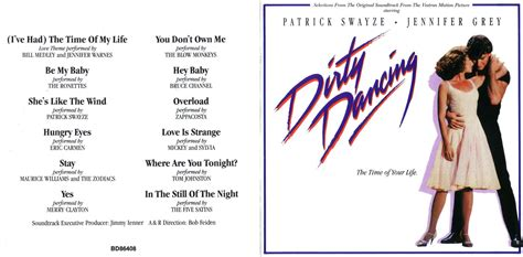 theme song dirty dancing maybe it s just me april 2016