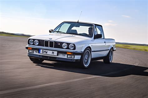 bmw actually built two m3 trucks