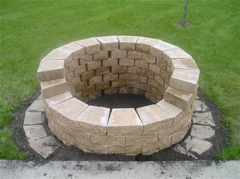 backyard stone fire pit project yourself outdoor fireplace outdoor stone fire pit sale 004 small jpg