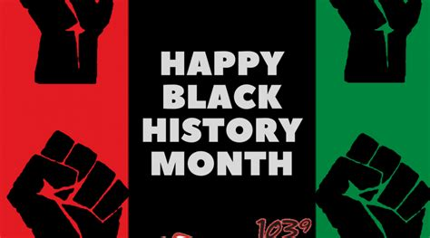 Happy Black History Month by Wdkx 103 9 Fm Rochester Ny