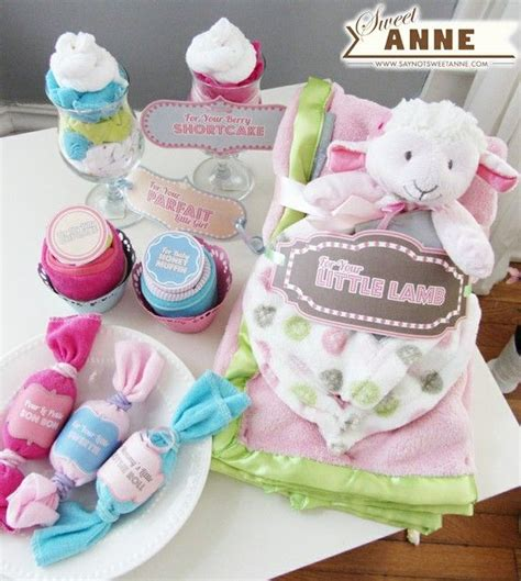 Unique Handmade Baby Gifts - unique diy baby shower gifts for baby shower ideas
