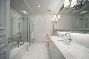 bathrooms marable slab house