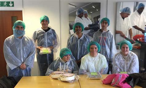 Handmade Cake Company - visit to the handmade cake company beech lodge school
