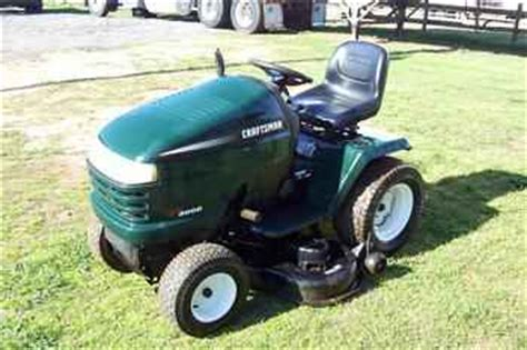 Used Farm Tractors For Sale Craftsman Gt 3000 2006 04 04