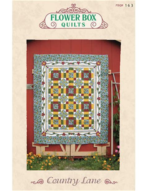 beautiful blocks intermediate patchwork sler quilt books country flower box quilts