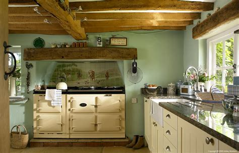English Country Kitchen Design by Country Style Kitchen In Tracey Annison And Andy Rosser S