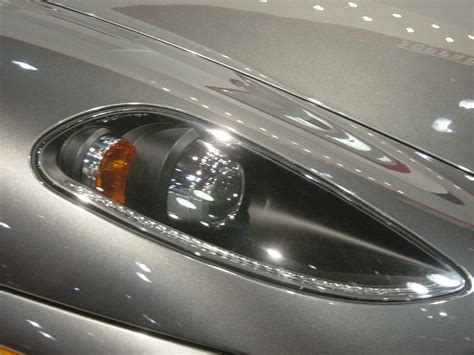 ferrari headlights at ferrari spider headlights 2007 ferrari car pictures by