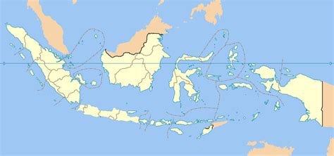 Indonesia Wikipedia The Free Encyclopedia   template indonesia provinces labelled map wikipedia