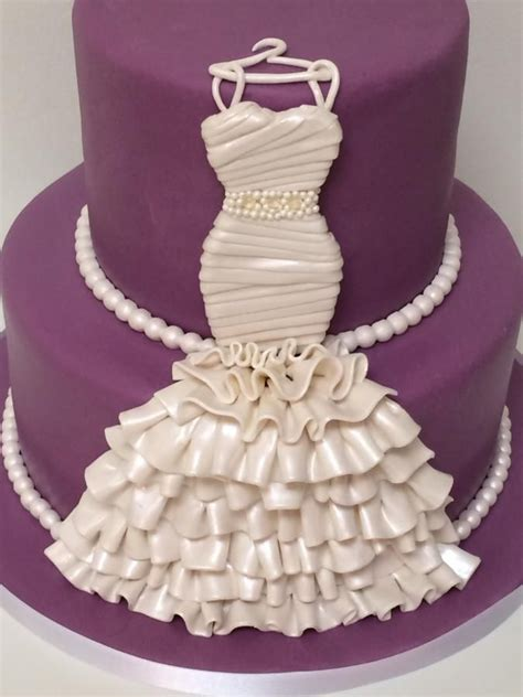 Bridal Shower Cakes by Bridal Gown Cake For All Your Cake Decorating Supplies