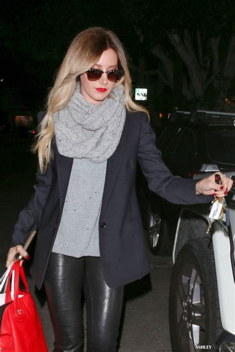 andy lecompte hair salon in west hollywood ashley tisdale leaves andy lecompte salon in west
