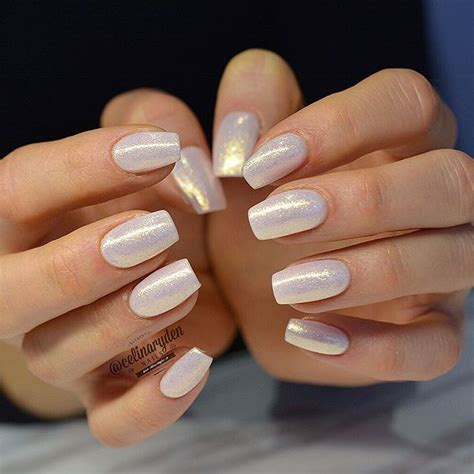 Davis White Eyeliner N Nail pearl white nails wedding ideas white nails pearls and makeup