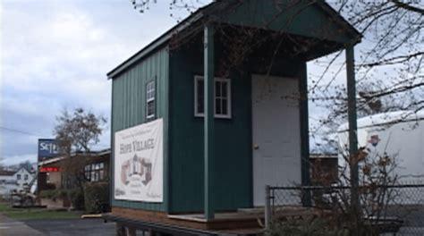 tiny homes for the homeless kobi tv nbc5 koti tv nbc2