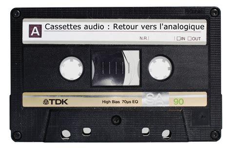 audio cassette cassettes audio retour vers l analogique cobra