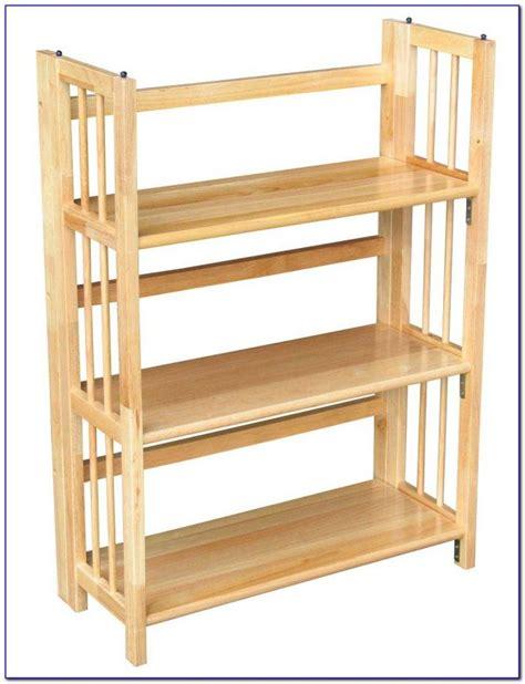 Ikea Folding Bookcase by Rubberwood Folding Bookcase Bookcase Home Design Ideas