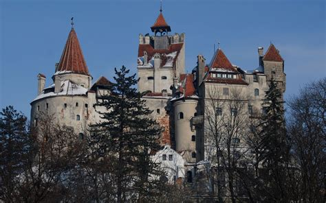 castle bran bran castle romania home of vlad the impaler count