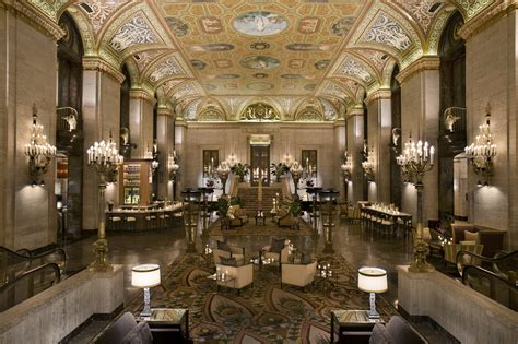 Palmer House Hilton Chicago The Ritz Pinterest