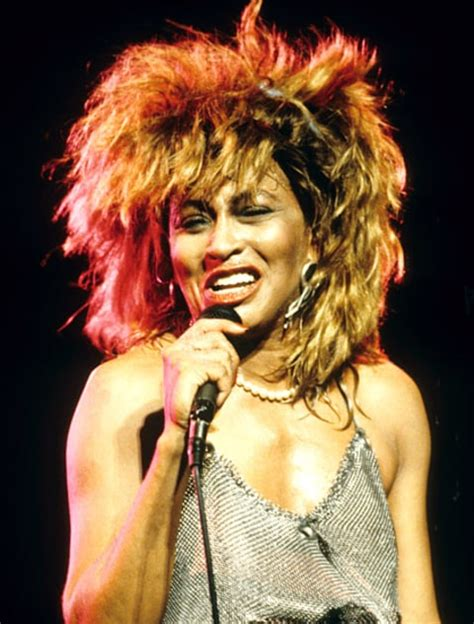 Tina Turner Hairstyles by Tina Turner 25 Most Iconic Hairstyles Of All Time Us