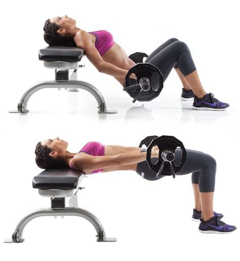 bench bridge exercise best 25 glute bridge ideas on pinterest glute workouts for men bedtime workout and