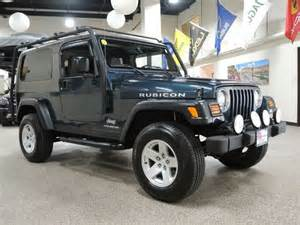 2006 Jeep Rubicon For Sale 2006 Jeep Wrangler Unlimited Rubicon For Sale In New