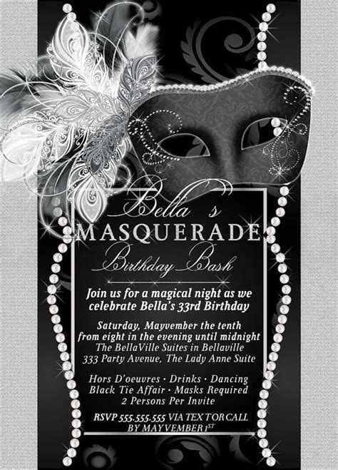 themes of the story her first ball best 25 masquerade party invitations ideas on pinterest