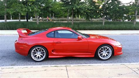 Looking For Toyota World S Best Looking Toyota Supra