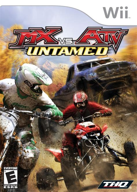 wii vs ps2 which has mx vs atv untamed wii ign
