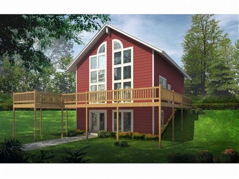 sloped lot house plans house plans for sloping 171 floor plans