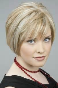Short hairstyles short layered bob hairstyles for fine hair images