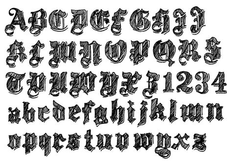 design gothic font 15 gothic font types images gothic lettering fonts
