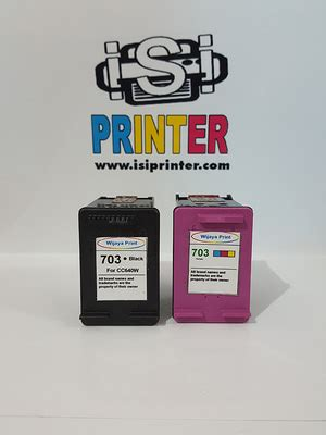 Hp Cartridge 703 Tri Color Ink hp 703 tinta tri color ink cartridge cd888aa isi