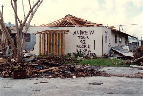 Homestead Partners People The Hurricane Andrew I Remember South Florida