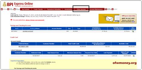 Bpi Credit Card Letter how to get bpi account statement easiest way
