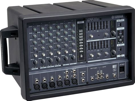 Power Mixer Yamaha 8 Channel yamaha emx212s