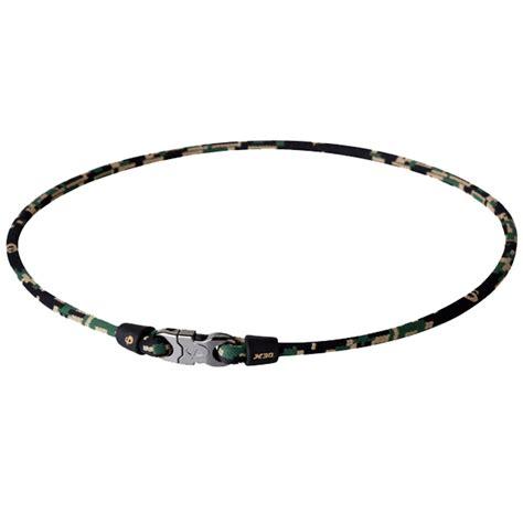 phiten x 30 digital camo titanium necklace