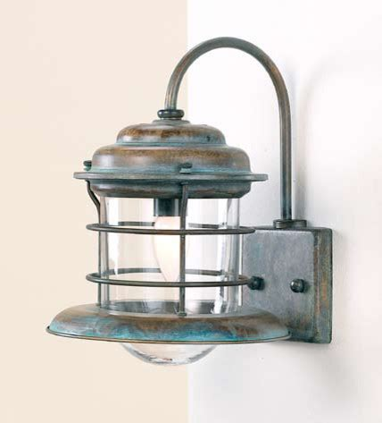 Indoor Nautical Wall Sconce Fredeco Nautical Sconce Tropical Wall Sconces By Fredeco Lighting