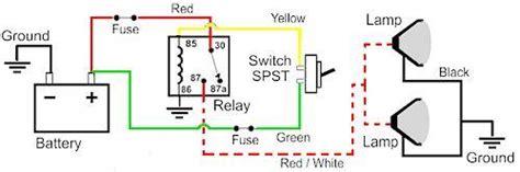 fog light wiring speedsterownerscom  speedsters