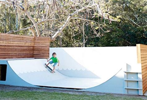 build a halfpipe in backyard free skate half pipe plans woodworking projects plans
