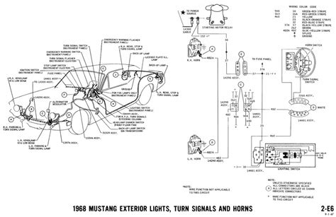 1965 Mustang Wiring Diagram 1966 Ford Wiring Diagram