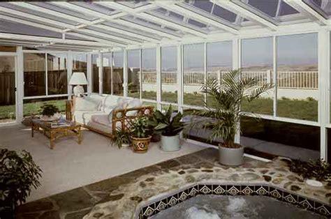 San Diego Sunrooms sunrooms san diego sunroom and patio rooms