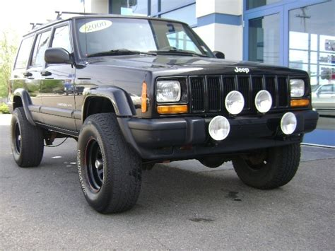 badass jeep cherokee bad f100 2000 jeep cherokee specs photos