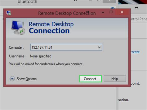 remote desktop connection how to use remote desktop connection manager in windows 4