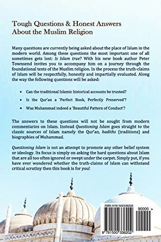 questioning islam tough questions 1500336203 libro questioning islam tough questions honest answers about the muslim religion di peter