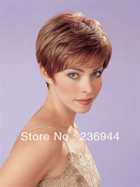 older women wedge haircut photos 100 hand made short human hair wig 3 25 quot side 2 5 quot nape 2
